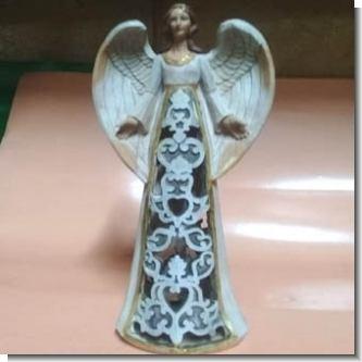 Lee el articulo completo FIGURA ANGEL 30CMS