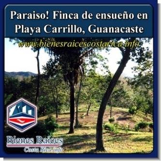 TT18061401:  Paraiso! Finca de ensueno en Playa Carrillo, Guanacaste