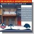 Oportunidad, espacioso Apartamento en alquiler en Barrio Mexico