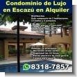 Condominio de Lujo en Escazu en Alquiler - Premia tu buen gusto